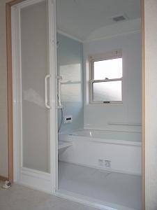 施工事例 浴室リフォーム 安曇野市 Y様 写真02