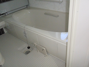 施工事例 浴室リフォーム 安曇野市 M様 写真03